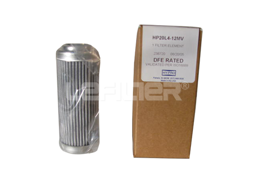 Stainless Steel Millennium Filters HYDAC-HYCON MN-HP139L1060WV Direct Interchange for HY-PRO-HP139L1060WV